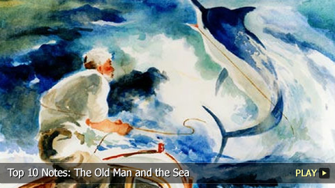 Top 10 Notes: The Old Man and the Sea
