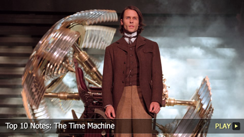 Top 10 Notes: The Time Machine