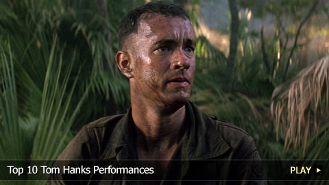 Top 10 Tom Hanks Performances