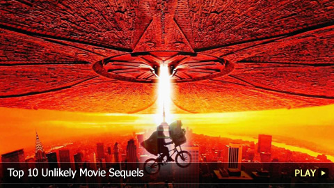 Top 10 Unlikely Movie Sequels