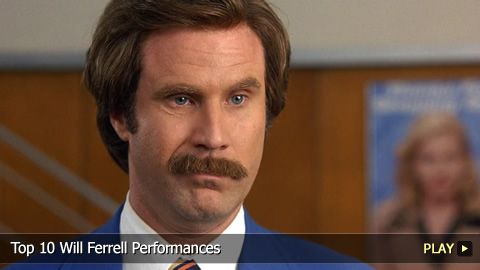 Top 10 Will Ferrell Performances