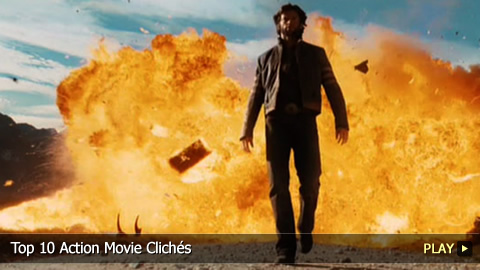 Top 10 Action Movie Clichés