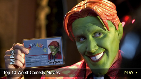 Top 10 Worst Comedy Movies