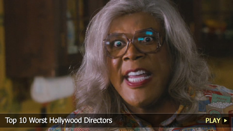 Top 10 Worst Hollywood Directors