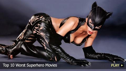 Top 10 Worst Superhero Movies