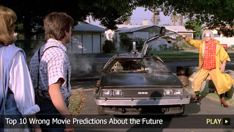 Top 10 Wrong Movie Predictions About the Future