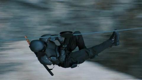 Top 10 Zip-Lining Scenes in Movies