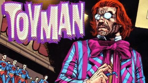 Supervillain Origins: Toyman