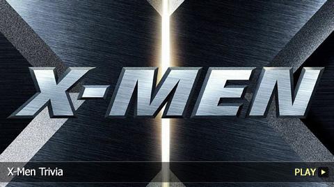 X-Men Trivia