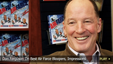 Don Ferguson On Best Air Farce Bloopers, Impressions
