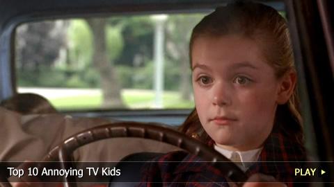 Top 10 Annoying TV Kids