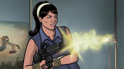 Top 10 Badass Female Characters In Animated Series