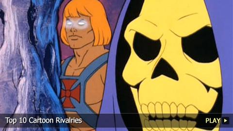 Top 10 Cartoon Rivalries