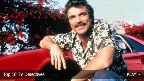 Top 10 TV Detectives