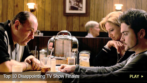 Top 10 Disappointing TV Show Finales