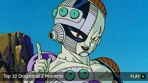 Top 10 Dragonball Z Moments