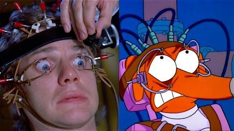 Top 10 Simpsons Movie Spoofs