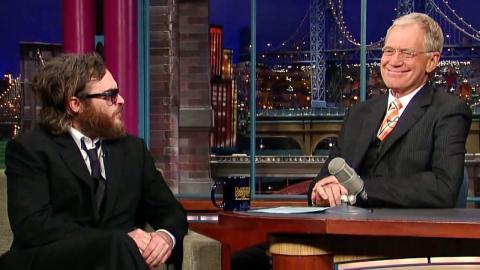 Top 10 David Letterman TV Moments