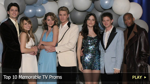 Top 10 Memorable TV Proms