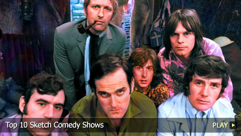 Top 10 Sketch Comedy Shows