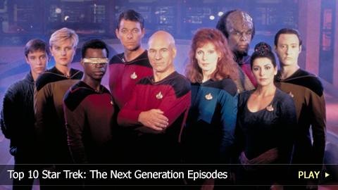 Top 10 Star Trek: The Next Generation Episodes