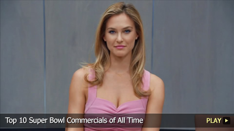 Top 10 Super Bowl Commercials of All Time