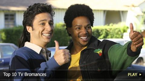 Top 10 TV Bromances