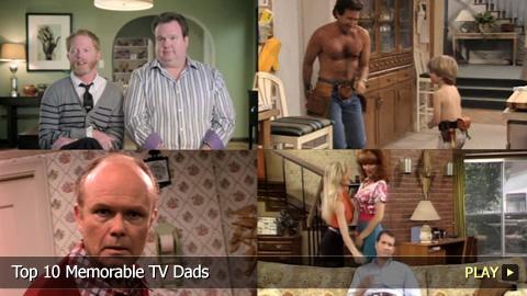 Top 10 Memorable TV Dads