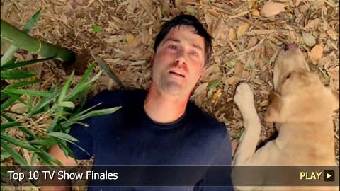 Top 10 TV Show Finales