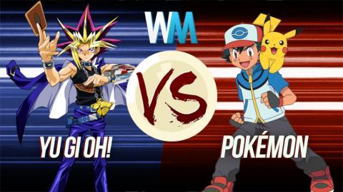 Yu-Gi-Oh vs. Pokemon