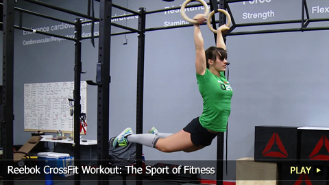 CrossFit Workout: The Sport of Fitness