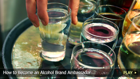 How to Become an Alcohol Brand Ambassador