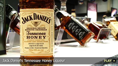 Jack Daniel's Tennessee Honey Liqueur: Master Taster Jeff Norman