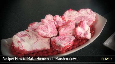 Recipe: How to Make Homemade Marshmallows