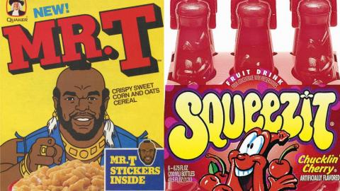 Top 10 Discontinued Snack Foods