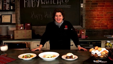 Holiday Egg Recipes and Tips by Chef Lynn Crawford