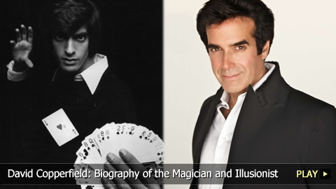 David Copperfield: Biography of the Magician and Illusionist