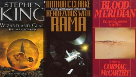Top 10 Books that Should Be Movies