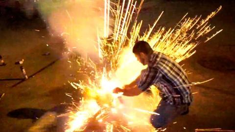 Top 10 Crazy Fireworks Fails