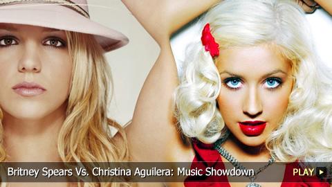 Britney Spears Vs. Christina Aguilera: Music Showdown