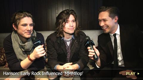 Hanson: Early Rock Influenced 'MMMBop'