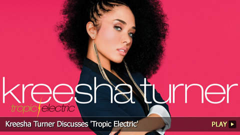 Kreesha Turner Discusses 'Tropic Electric'