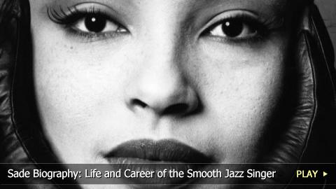 Sade Biography: Life and Career of the Smooth Jazz Singer