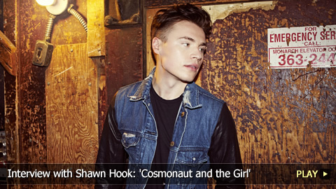 Interview with Shawn Hook: 'Cosmonaut and the Girl'