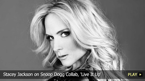 Stacey Jackson on Snoop Dogg Collab, 'Live It Up'