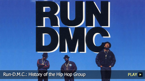 Run-D.M.C.: History of the Hip Hop Group