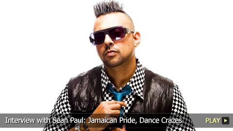 Interview with Sean Paul: Jamaican Pride, Dance Crazes