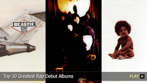 Top 10 Greatest Rap Debut Albums