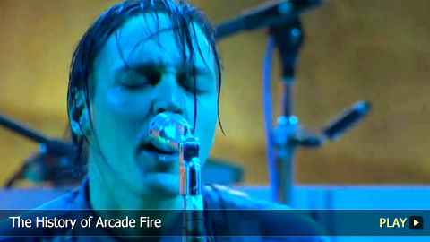 The History of Arcade Fire