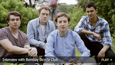 Interview with Bombay Bicycle Club